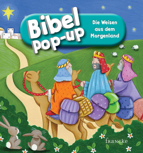 Bibel-Pop-up. Die Weisen aus dem Morgenland (v. Karen Williamson, Lucy Barnard)