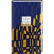 Elberfelder Bibel 2006 - Pocket Edition - Motiv Glasfenster
