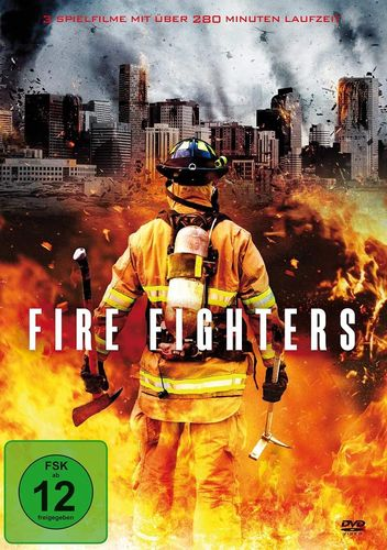 Fire Fighters  - 3 Filme (DVD)
