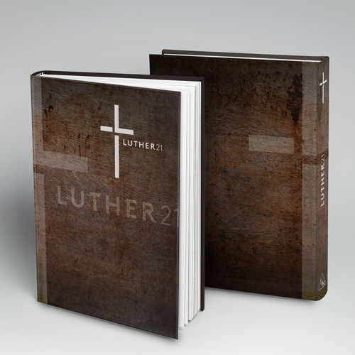 Luther21 - Standardausgabe - Vintage Design kartoniert