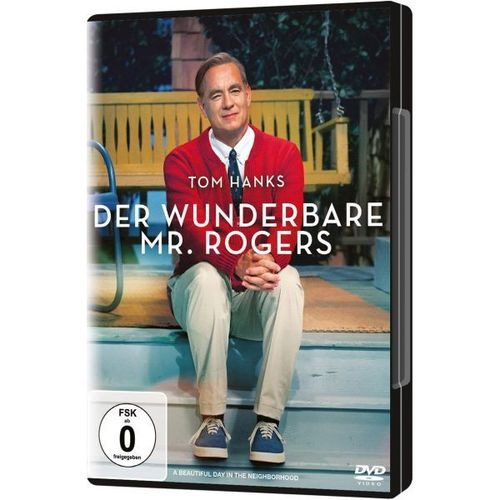 Der wunderbare Mr. Rogers  - Tom Hanks (DVD)