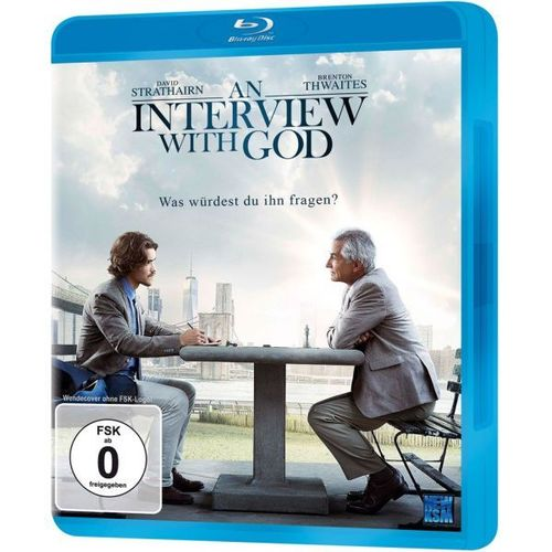 An Interview with God - Was würdest du ihn fragen? (Blu-ray)