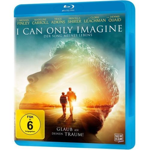 I can Only Imagine - Der Song meines Lebens (Blu-ray)