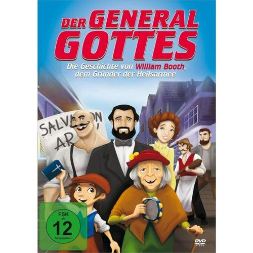 Der General Gottes (DVD)