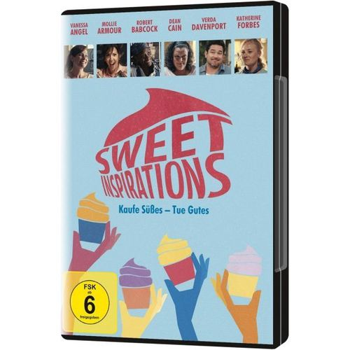 Sweet Inspirations - Kaufe Süßes - tue Gutes (DVD)